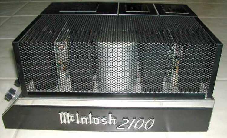 Berner\'s McIntosh MC2100